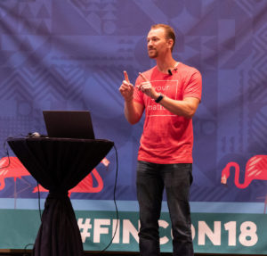 Chris Huntley Speaking at FinCon